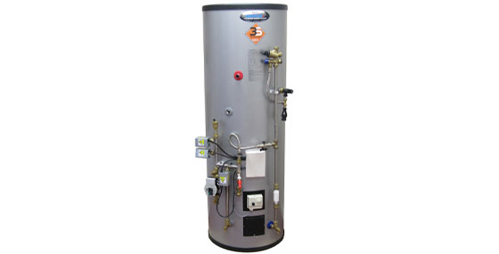 Fabdec launches 3S Pre-Plumb water heater at PHEX Manchester