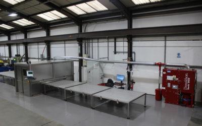 Fabdec leads in innovation with UK-first laser welder