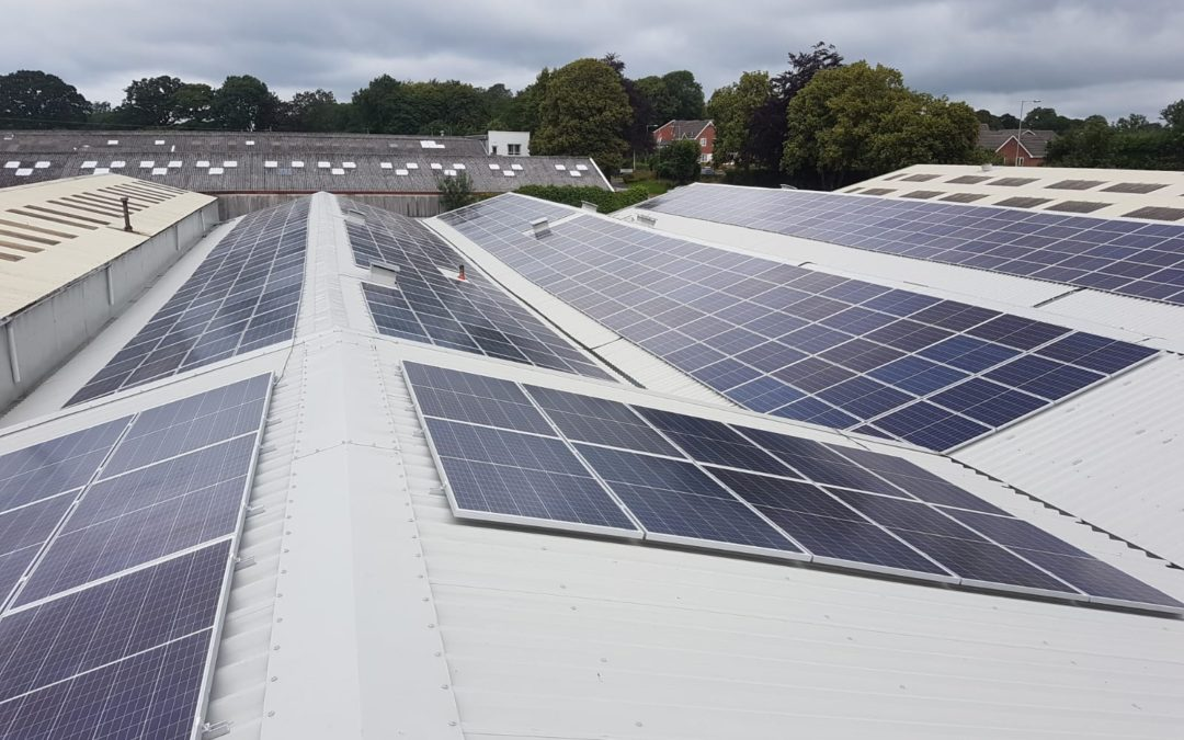 Fabdec Solar P.V. Project
