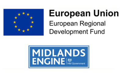 Fabdec grateful to receive a small equipment grant from the ERDF
